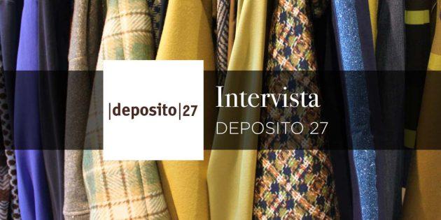 Deposito 27: un negozio attivo e presente sul territorio