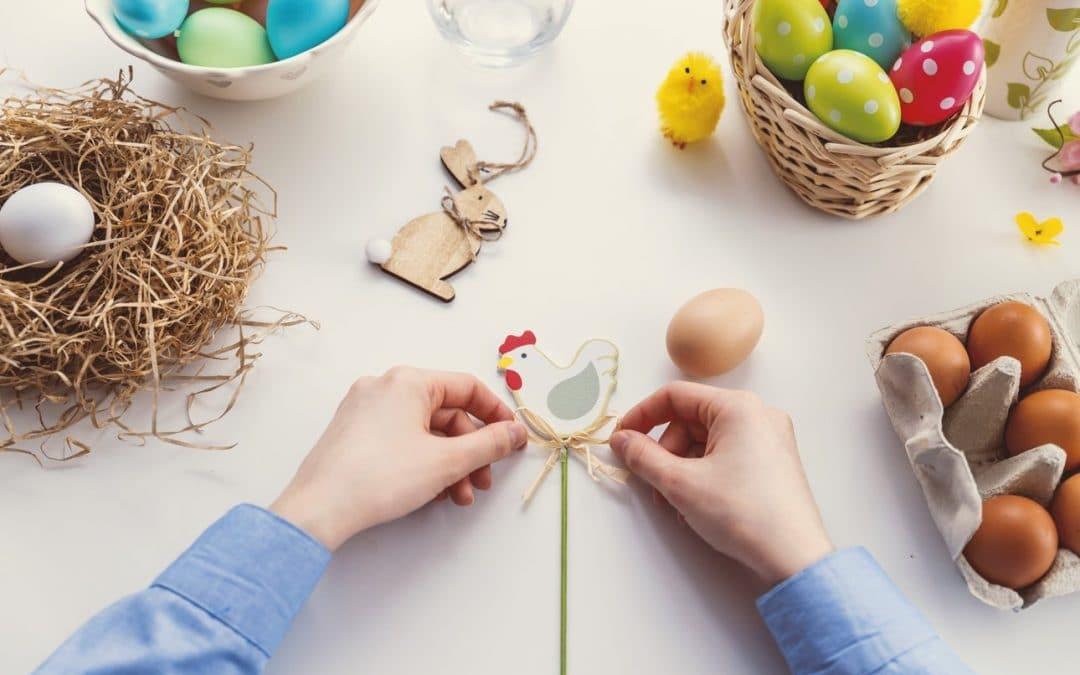 Pasqua 2019: idee e spunti per le vetrine e la promozione del tuo negozio!