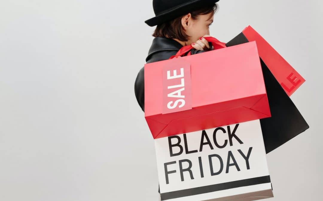 Black Friday: gli sconti a tuo favore