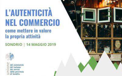 """""""Il Commercio che fa comunità in montagna"""": Sondrio crede nel valore autentico del commercio"""